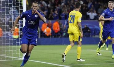 Slimani: «O FC Porto ficou aliviado quando eu vim para Inglaterra»