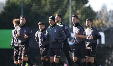 Assim preparou o V. Guimarães o jogo com o Benfica