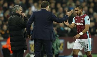 Dimitri Payet em rota de colisão com o West Ham