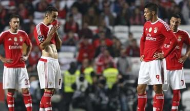 Sabe quando foi a última vez que o Benfica sofreu três golos em casa?
