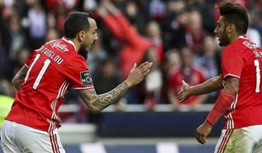 Benfica-Boavista, 3-3