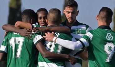 Sporting venceu U. Leiria por 2-0