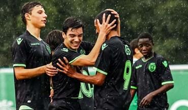 Sporting esmaga Portimonense