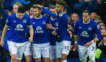 Guardiola humilhado pelo Everton