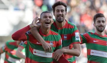 Marítimo-P. Ferreira, 3-1