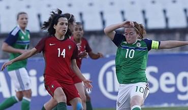 Portugal perde (0-1) frente à Irlanda do Norte