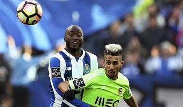 As melhores imagens do FC Porto-Rio Ave