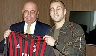 Deulofeu emprestado ao Milan