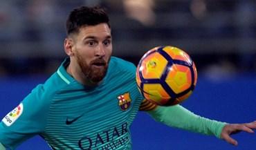 Barça garante que renovação de Messi avança bem