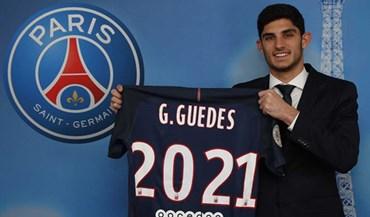 Guedes é 12.º português a representar o PSG: recorde os outros