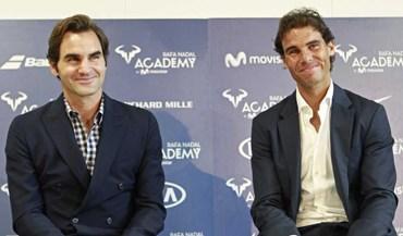Futuro ainda passa por Federer e Nadal