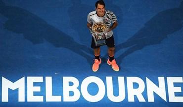 Roger Federer conquista Open da Austrália