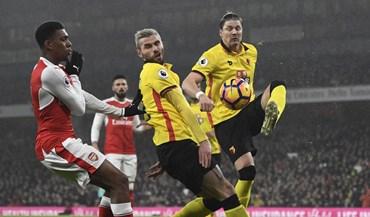 Arsenal derrotado em casa pelo Watford