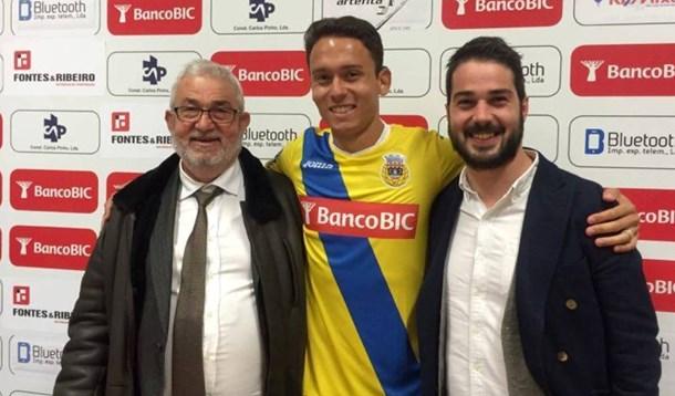 Arouca garante avançado que já passou pelo Benfica