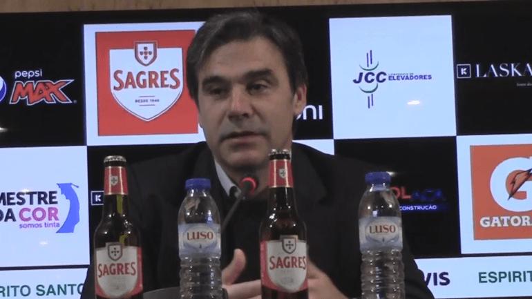 Miguel Leal: «Há qualidade na arbitragem portuguesa»