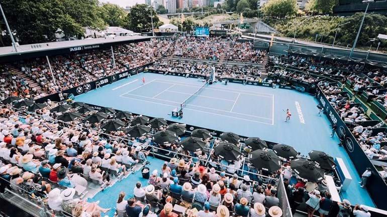 ATP Auckland (Nova Zelândia): resultados