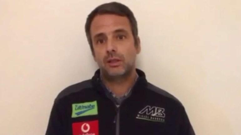 O comentário de Miguel Barbosa à 8.ª etapa do Dakar