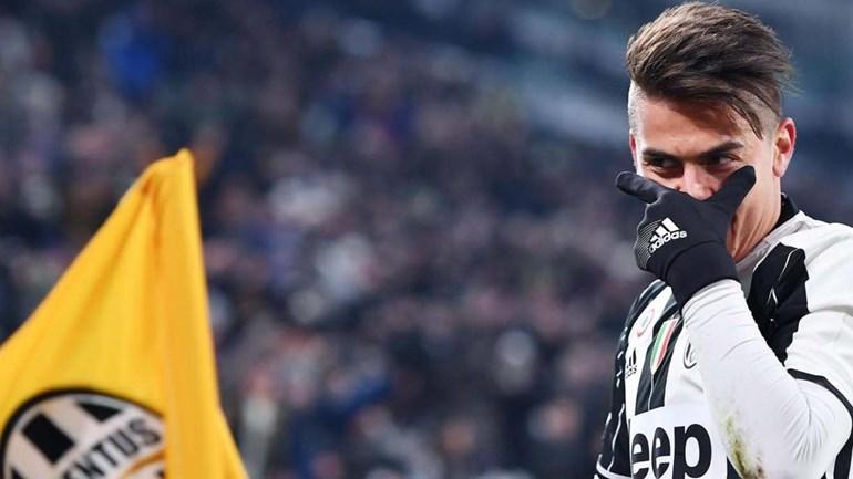 Dybala não pensa sair da Juventus