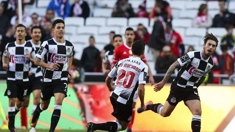 As melhores imagens do Benfica-Boavista