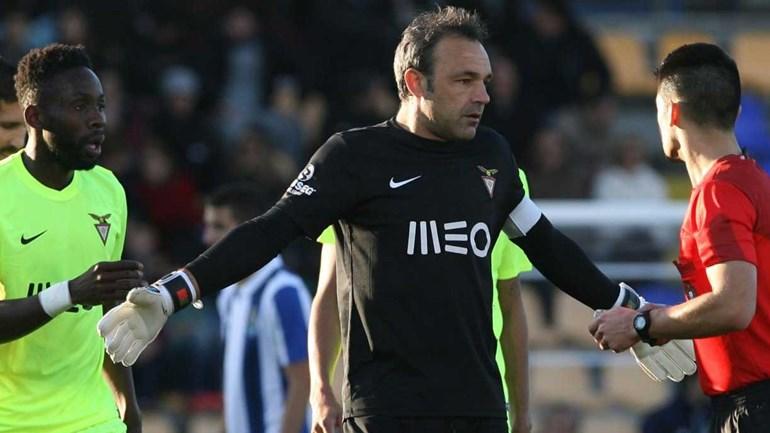 FC Porto B-Aves, 0-0: Dragões travados por Quim