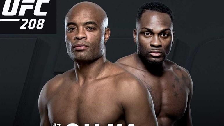 UFC 208: Anderson Silva está de regresso