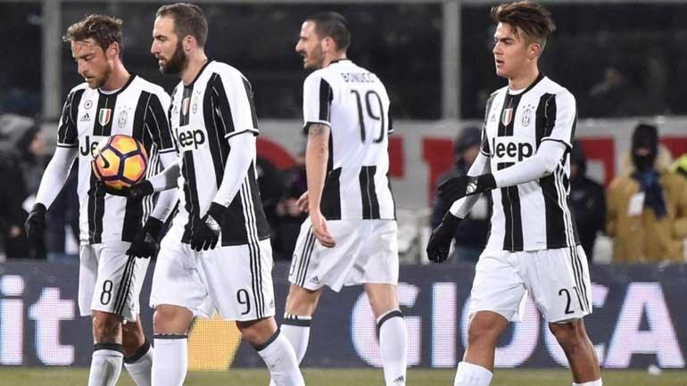 Juventus imitou Söderling e Jorge Lorenzo no novo símbolo?