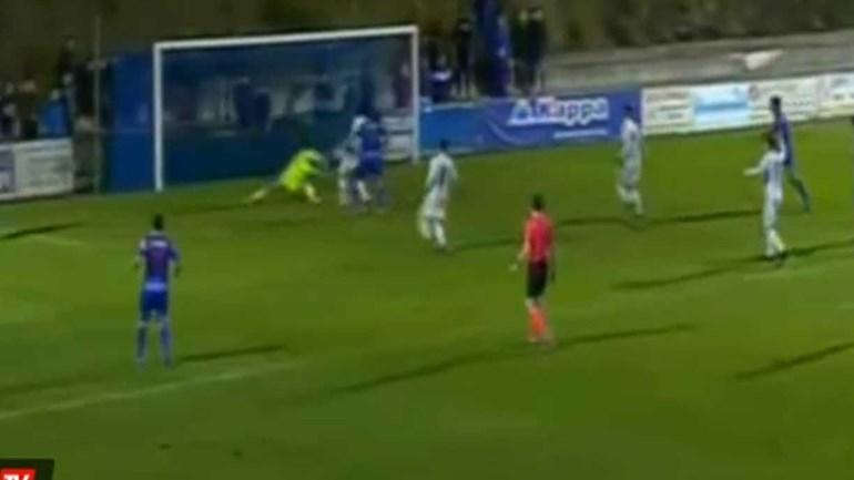 Filho de Zidane encantou Espanha com esta defesa
