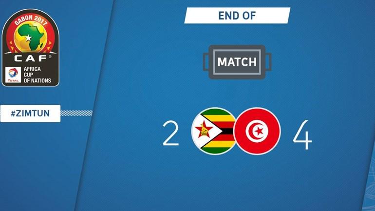 Tunísia vence, avança com Senegal, e Argélia é eliminada da Copa Africana