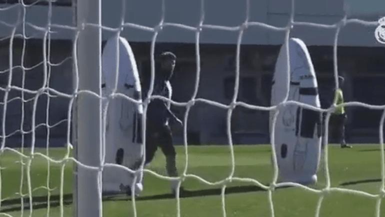 Sergio Ramos de pontaria afinada para a 'remontada' na Taça do Rei