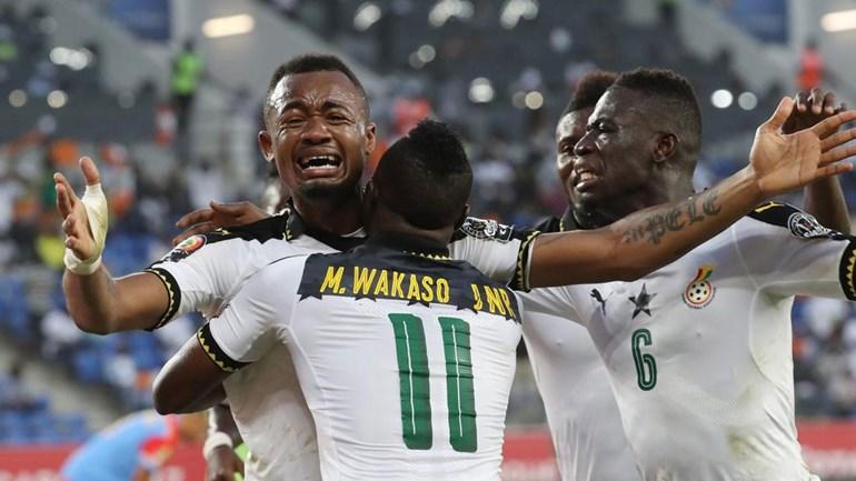 Gana vence República Democrática do Congo e vai às semis — Copa Africana