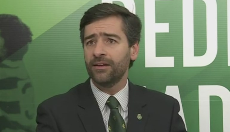 Madeira Rodrigues acredita que não vai ter de pagar indemnização a Jorge Jesus