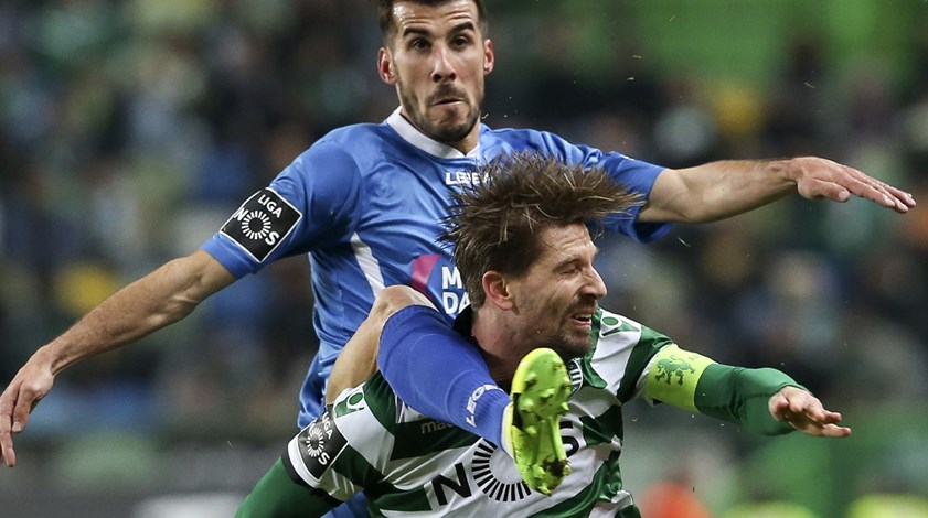 Luís Aurélio e o lance com Adrien: «Pedi-lhe logo desculpa»