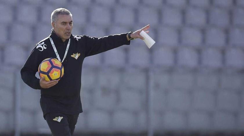 Inácio:  «O mais forte é o FC Porto, mas se tudo fosse assim tão matemático»