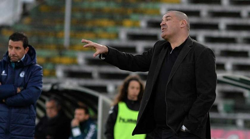 Predrag Jokanovic: «Fiquei frustrado com o resultado»