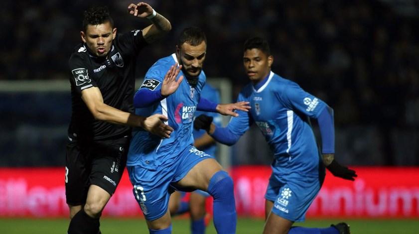 Feirense-V. Guimarães, 0-0