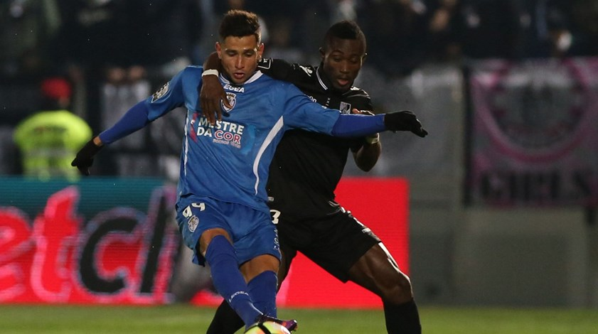 Feirense-V. Guimarães, 0-0: Só faltou o golo a jogo sem trunfo