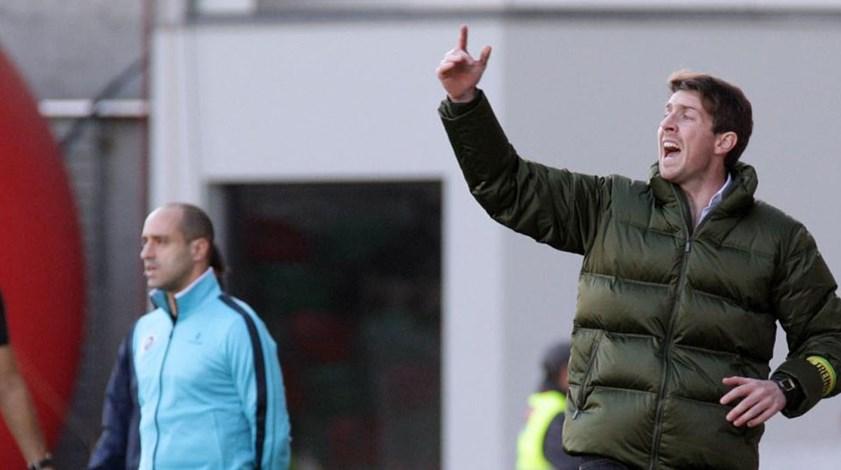 Vasco Seabra: «Não estivemos tão bem como desejávamos»