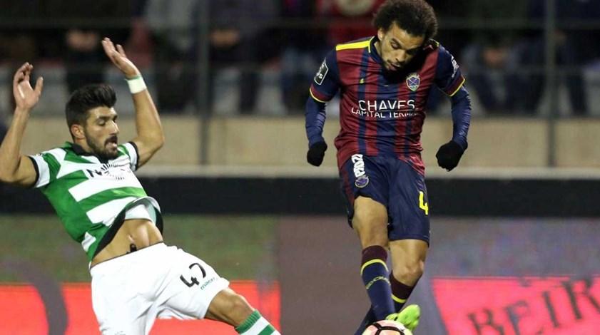 Leitores elegem golo de Fábio Martins ao Sporting como o melhor da 1.ª volta