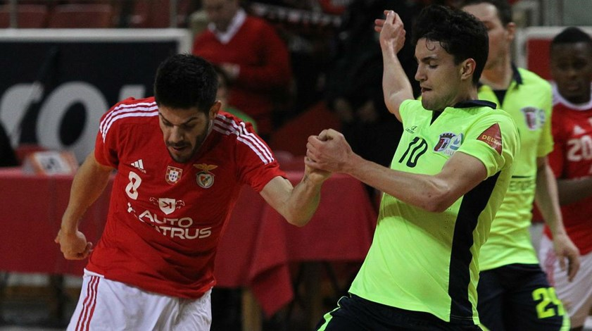 Benfica contrata André Coelho ao Sp. Braga