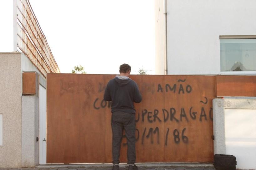 Fernando Madureira também foi alvo de insultos