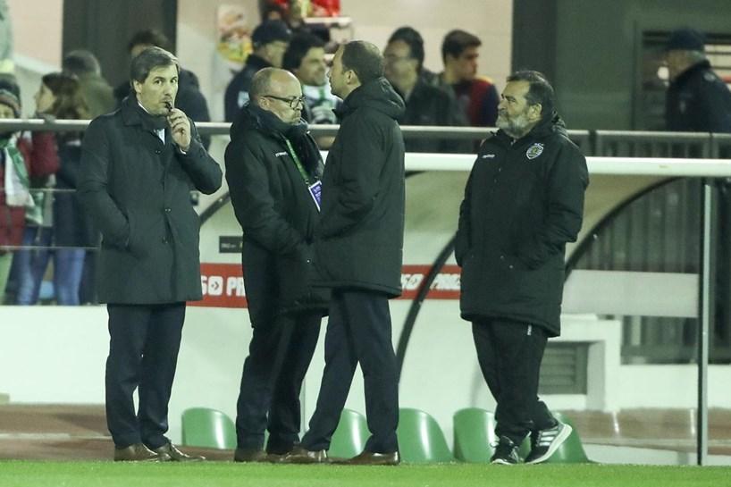 Jorge Jesus garante envolvimento total no projeto do Sporting
