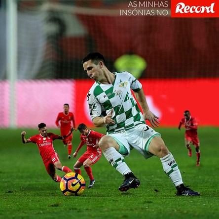 Benfica queixa-se de falta de justiça