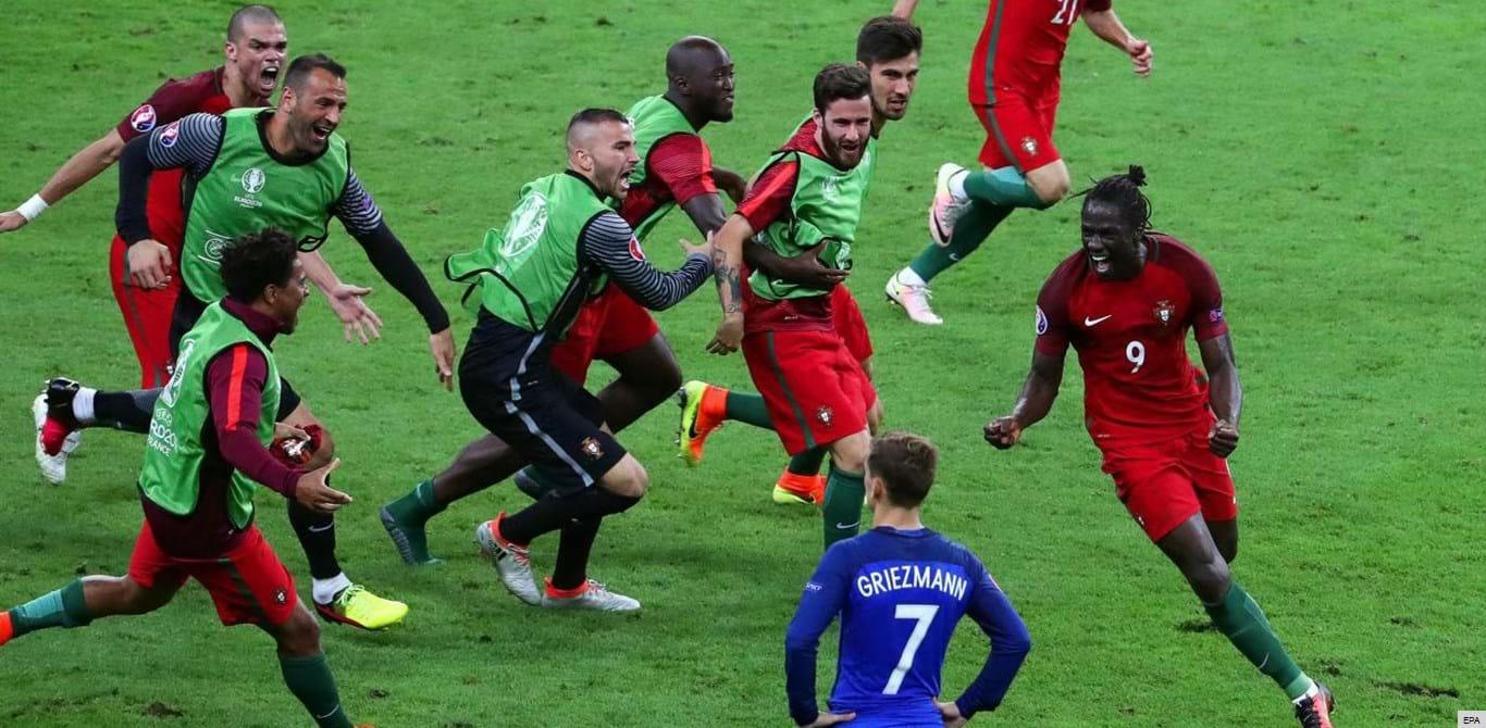 Griezmann ainda não consegue ver a final do Euro'2016