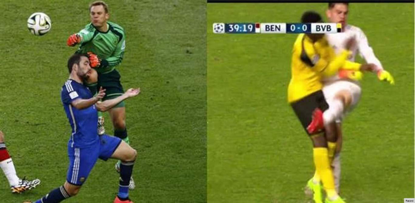 Lance de Ederson fez argentinos recordar final do Mundial'2014