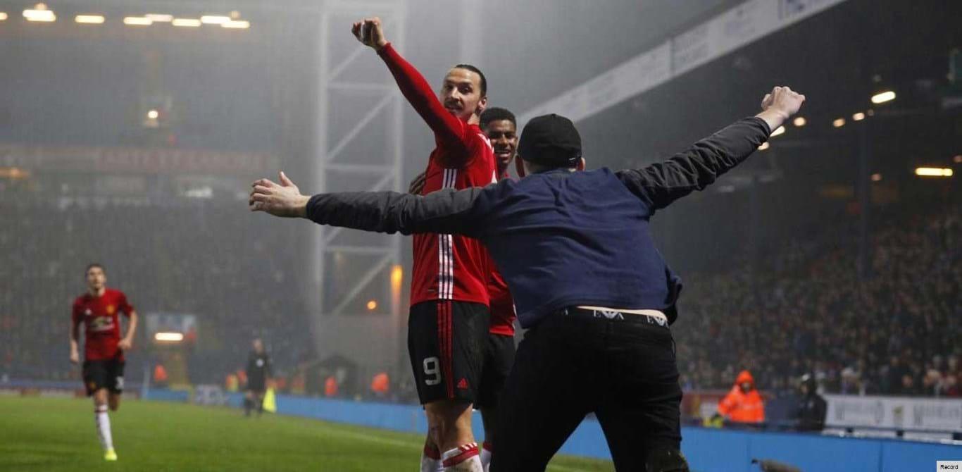 Blackburn-Manchester United, 1-2