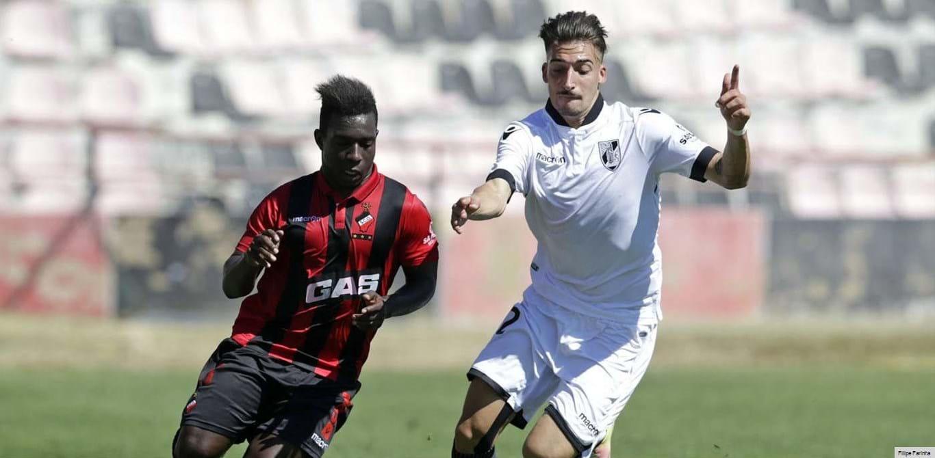 V. Guimarães B-Olhanense, 3-1: Vitorianos regressam aos triunfos quatro jogos depois