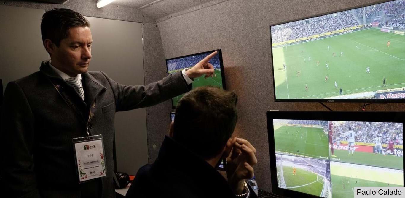 O que falta para que o vídeo-árbitro seja uma realidade em Portugal