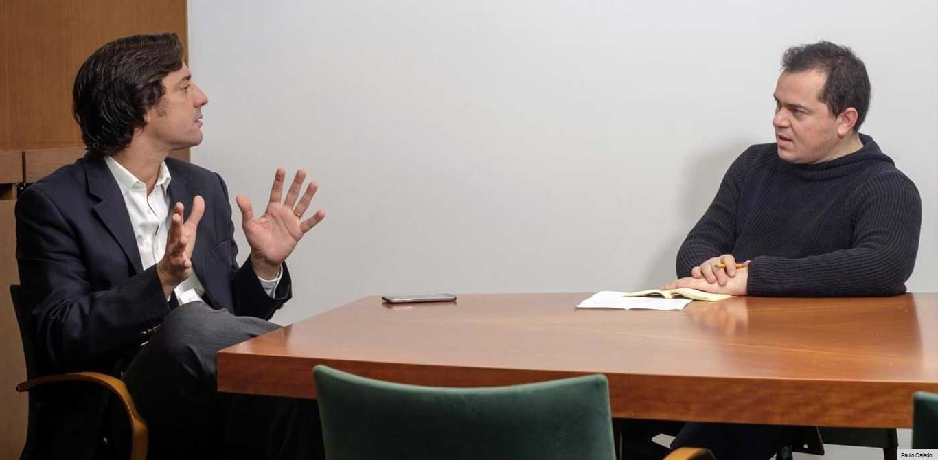 Gonçalo Nascimento Rodrigues: «Imaginem juntar 60 pessoas à mesa para pedir uma opinião…»