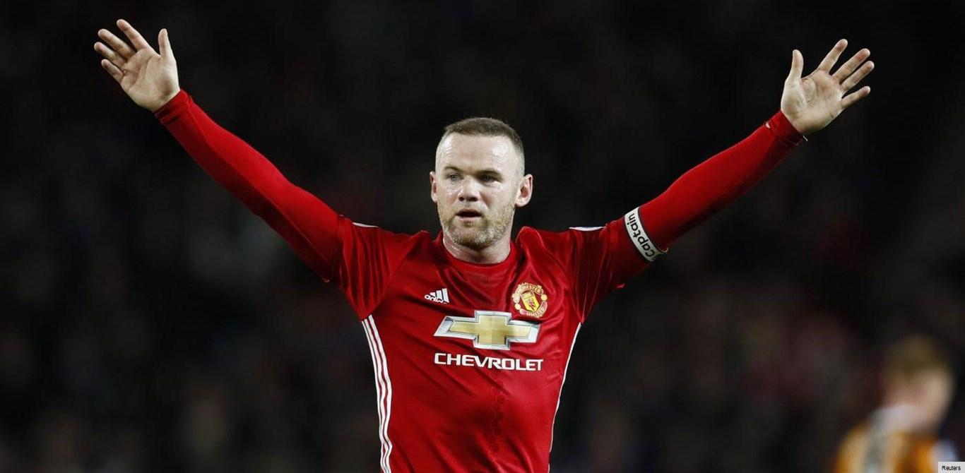 Ingleses garantem que Rooney ruma à China por 61,2 milhões de euros