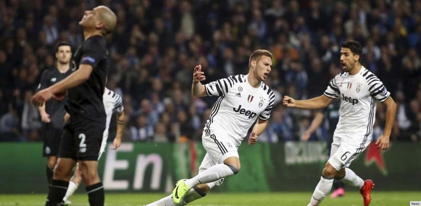 FC Porto-Juventus, 0-2 (2.ª parte)